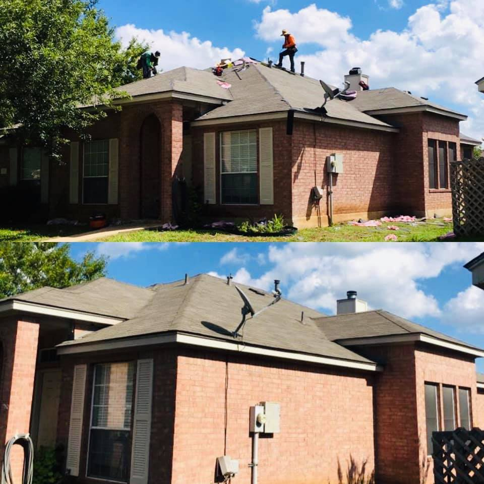 Roofing Company Austin TX