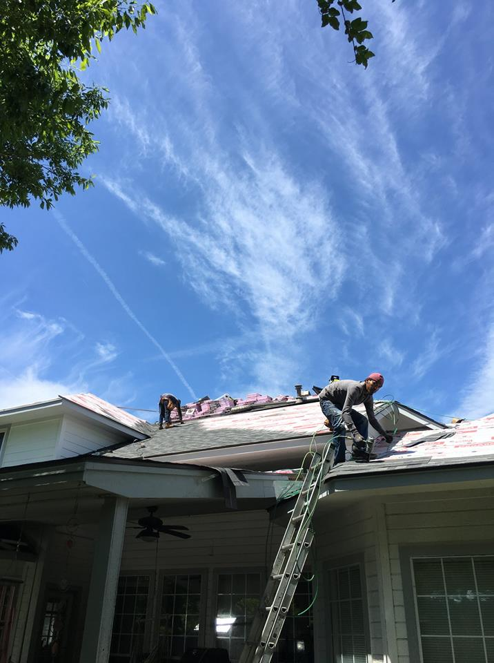 Roofing Company HuttoTX